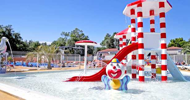Camping pearl village club argel s sur mer camping 4 for Club vacances ardeche avec piscine