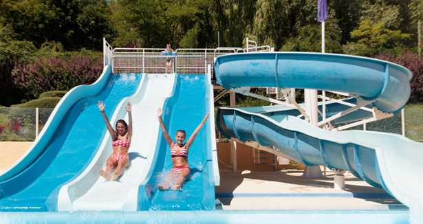 Camping domaine du verdon castellane camping 4 toiles for Camping verdon piscine
